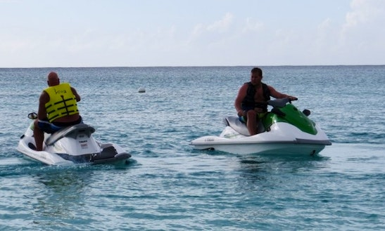Jet Ski Rental In Seven Mile Beach, Cayman Islands