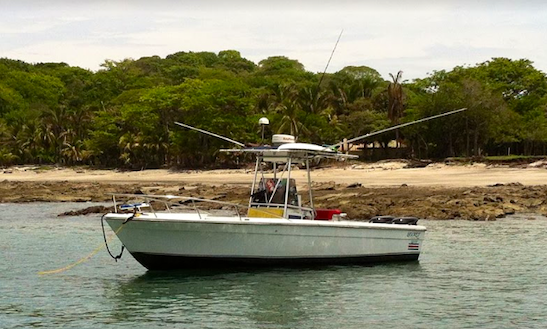 Enjoy Fishing In San José, Costa Rica On Center Console