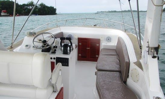 Enjoy Boat Trips In Mahebourg, Mauritius