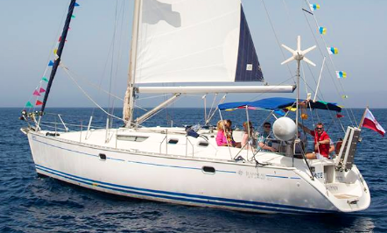 Charter A Cruising Monohull In Morro Jable, Canarias