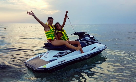 Rent Yamaha Jet Ski In Chalkidiki, Greece