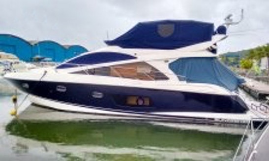 Sunseeker 53 - Ilhabela  Sp