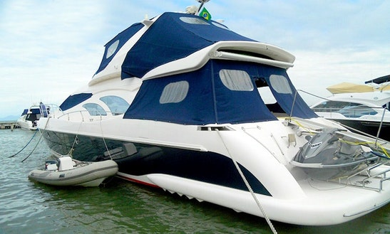 Intermarine 76 - Porto Belo Sc