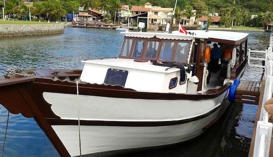 Charter A Porto Canal Ii Dive Boat In Rio De Janeiro, Brazil