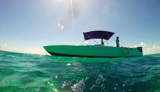 Enjoy Private Boat Tour On 34 Feet