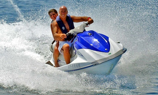 An Amazing Rental Experience Of A Jet Ski In Zakinthos, Greece