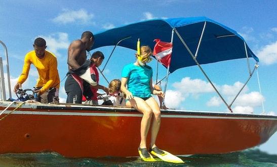 Snorkeling Charter In San Pedro, Belize