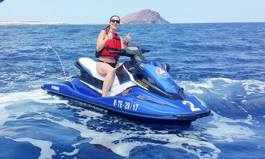 Rent A Jet Ski In Amarilla Golf, Spain