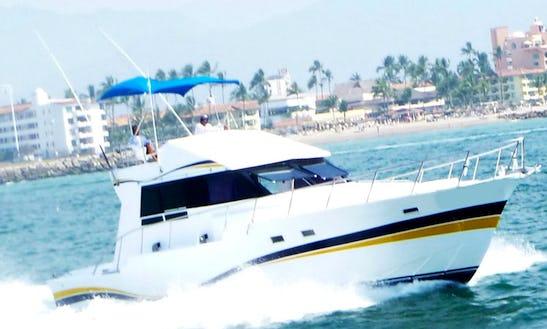 Fishing Charter 46ft