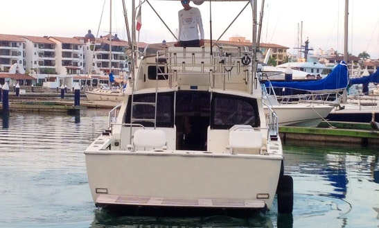 Fishing Charter In Puerto Vallarta