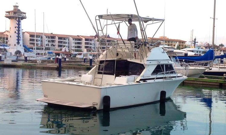 Sport Fishing Charter in Puerto Vallarta, Jalisco, Mexico