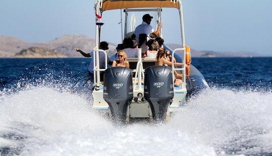 Colnago 39s Speedboat Island Tours In Hvar, Croatia
