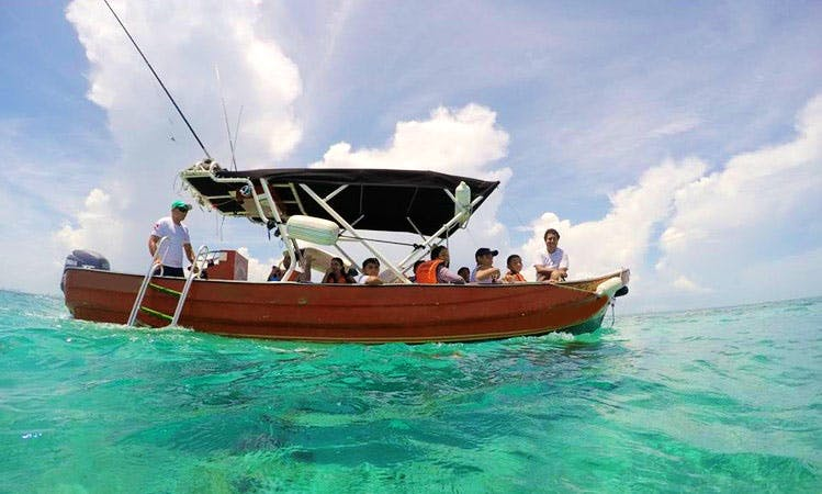 Boat Charter in Isla Mujeres, Mexico