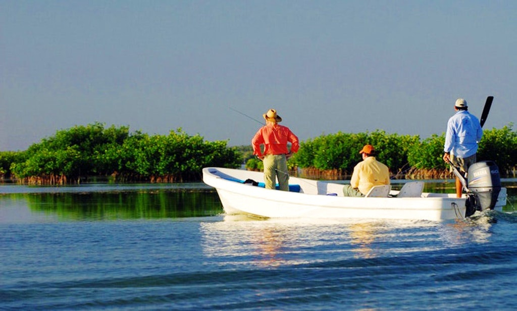 Fishing trip in holbox canc n getmyboat for Cancun fishing trips