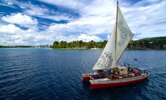 Cruising Catamaran Rental In Port Vila