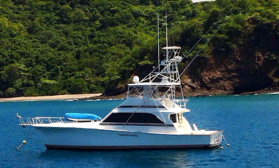 Sport Fisherman Fishing Charter In Liberia, Costa Rica For 8 Person