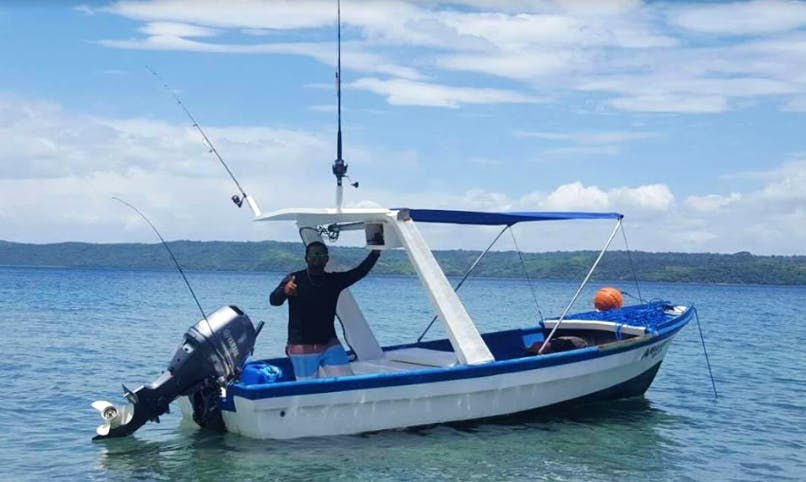Enjoy Fishing in Costa Rica on Dinghy