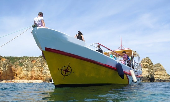 Boat Trips In Lagos, Portugal