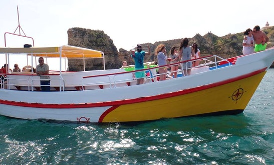 Exciting Deep Sea Fishing Trips In Lagos, Portugal