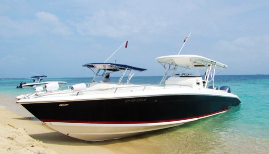 Rent The Bravo 42ft Center Console For 20 People In Cartagena, Bolívar