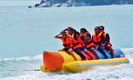 Enjoy Tubing In Langkawi, Malaysia