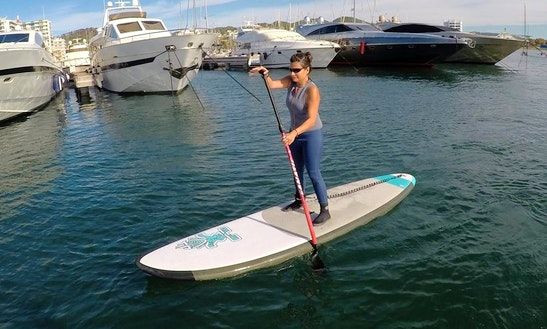 Rent A Stand Up Paddleboard In Illes Balears, Spain