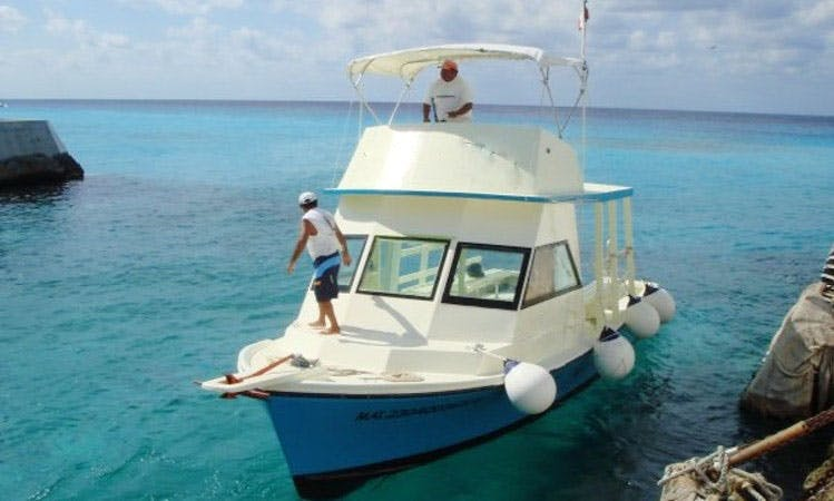 Scuba Diving Charter in Mexico