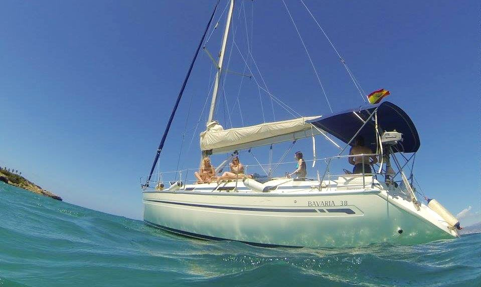 Charter 38' Bavaria Cruising Monohull in Palma, Spain