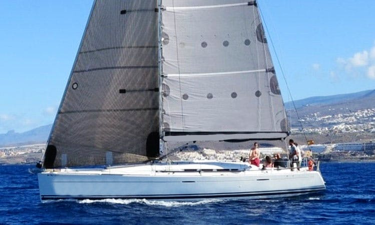 Romantic Sunset Cruise or a Private Charter in Costa Adeje, Spain