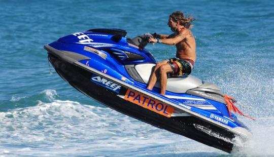 Rent A Jet Ski In Kamari, Greece