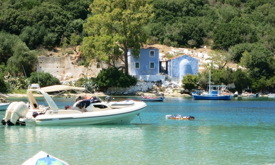 Charter A Rigid Inflatable Boat In Agia Pelagia, Greece