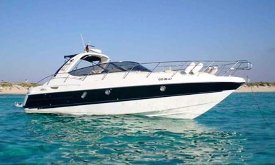 Charter 41ft Endurance Motor Yacht In Santa Eulària Des Riu, Spain
