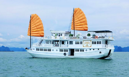 Halong Bay Cruise On Golden Lotus