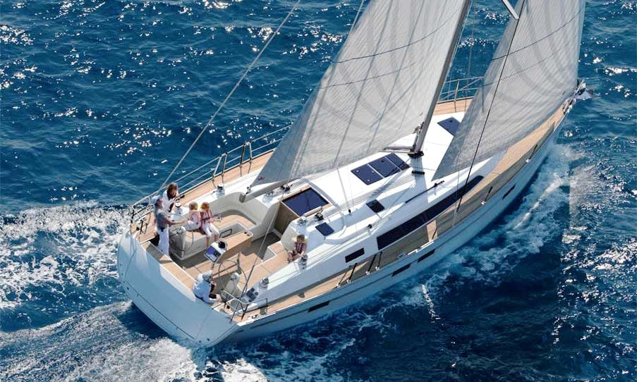 Crewed - Shared Cruise - Full Board - 10 days aboard 46ft Bavaria 2016 In Azores, Portugal