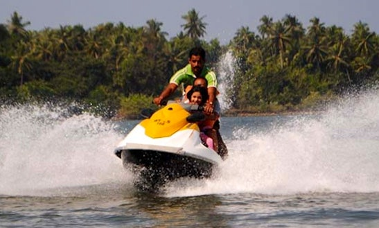 Rent A Jet Ski In Devbag, Maharashtra For Up To 2 Pax