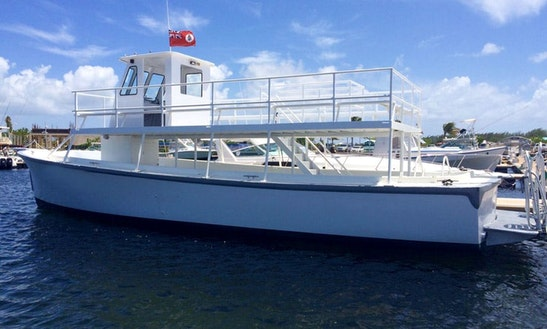 Passenger Boat Rental In Grand Cayman