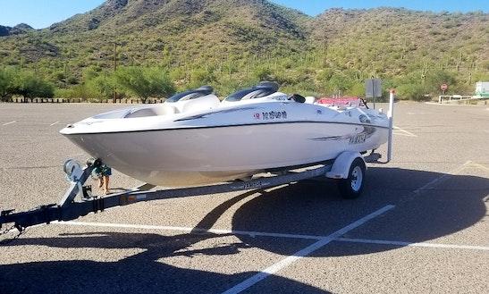Yamaha Ls2000 Jetboat Rental In Chandler