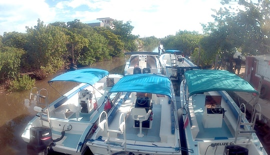 Rent A Center Console In Belize City, Belize For Up To 15 Pax