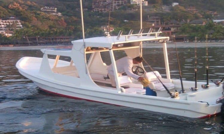Super Panga Sportfishing Charter 'Jonee II' in Zihuatanejo