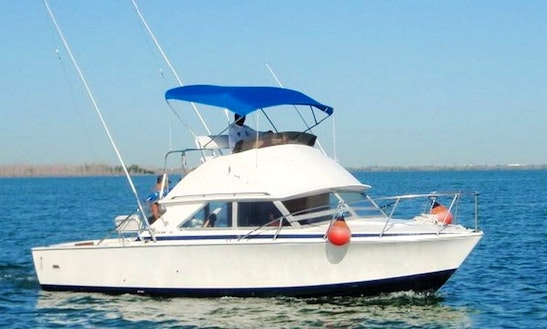 46 39 defender fishing charter in cancun mexico getmyboat for Cancun fishing charters