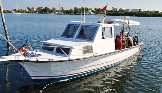 29 Boat In Isla Mujeres