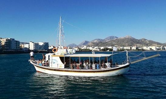 Charter A Gulet In Ierapetra, Greece