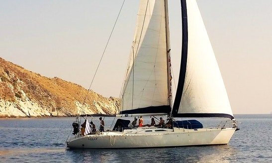 Charter A Cruising Monohull In Skopelos, Greece