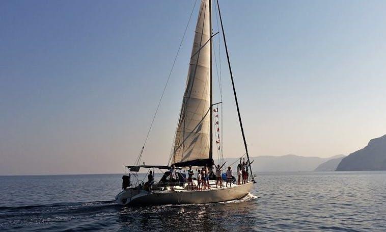 Charter a Cruising Monohull in Skopelos, Greece