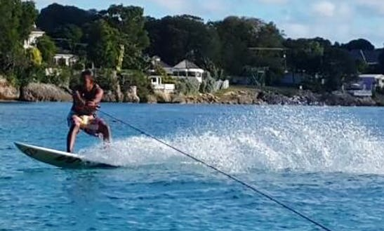 Enjoy Wakeboarding In Bridgetown, Barbados