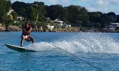 Enjoy Wakeboarding in Bridgetown, Barbados