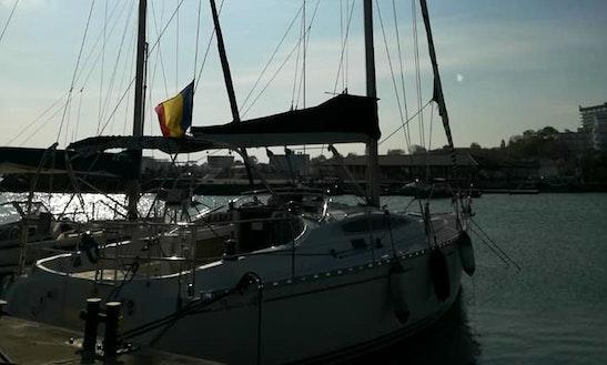 Sailing Charter On 40 Ft Delphia Cruising Monohull In Eforie Nord, Romania