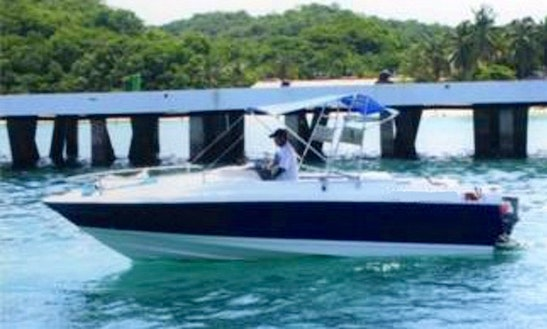 Pursuit Boat Sport Fishing Trips In Huatulco Bay