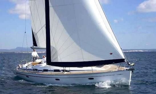 Charter 43' Bavaria Cruising Monohull In Thessaloniki, Greece