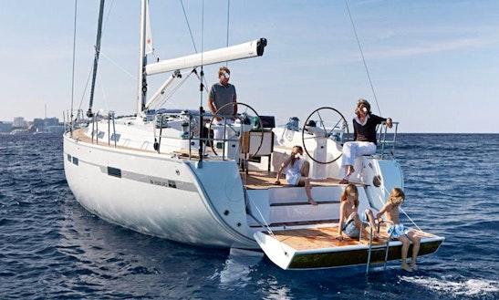 Charter 45' Bavaria Cruising Monohull In Thessaloniki, Greece